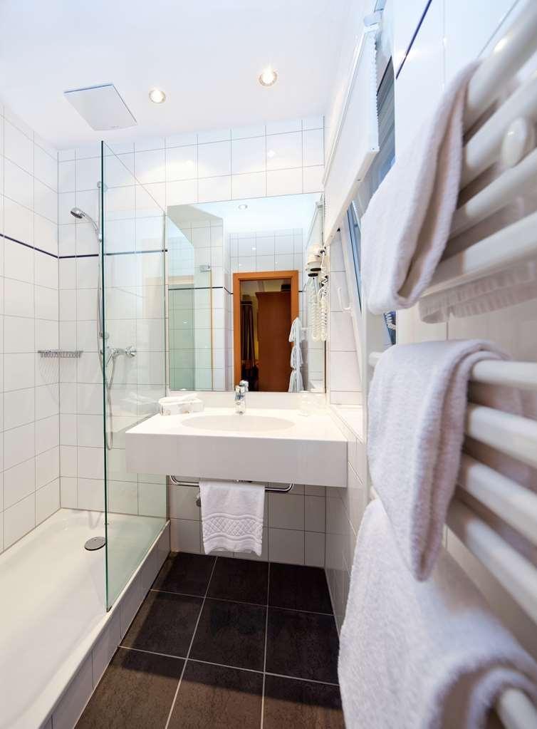 Best Western Hotel St. Michael - Badezimmer
