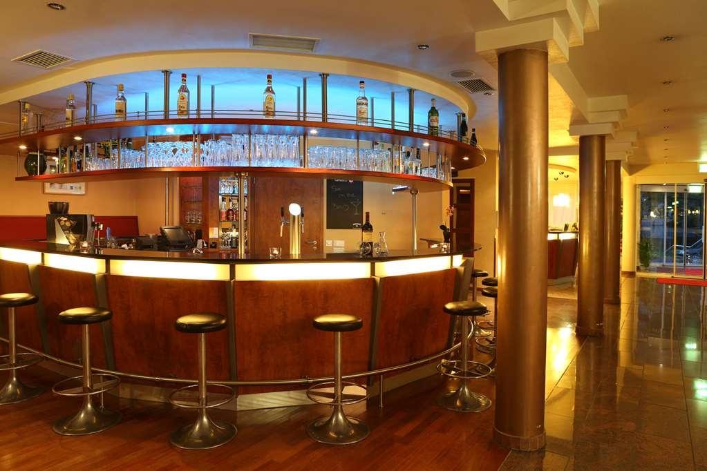 Best Western Amedia Frankfurt Ruesselsheim - Bar / Lounge
