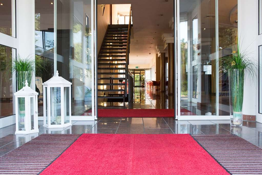 Best Western Amedia Frankfurt Ruesselsheim - Vue du lobby