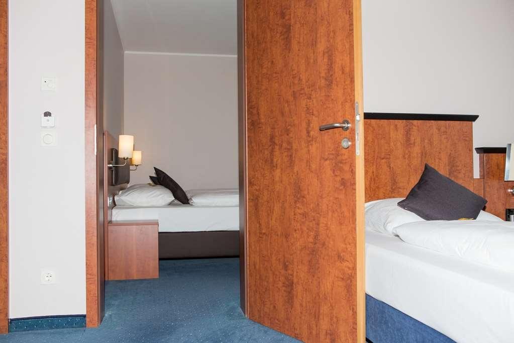 Best Western Amedia Frankfurt Ruesselsheim - Chambres / Logements