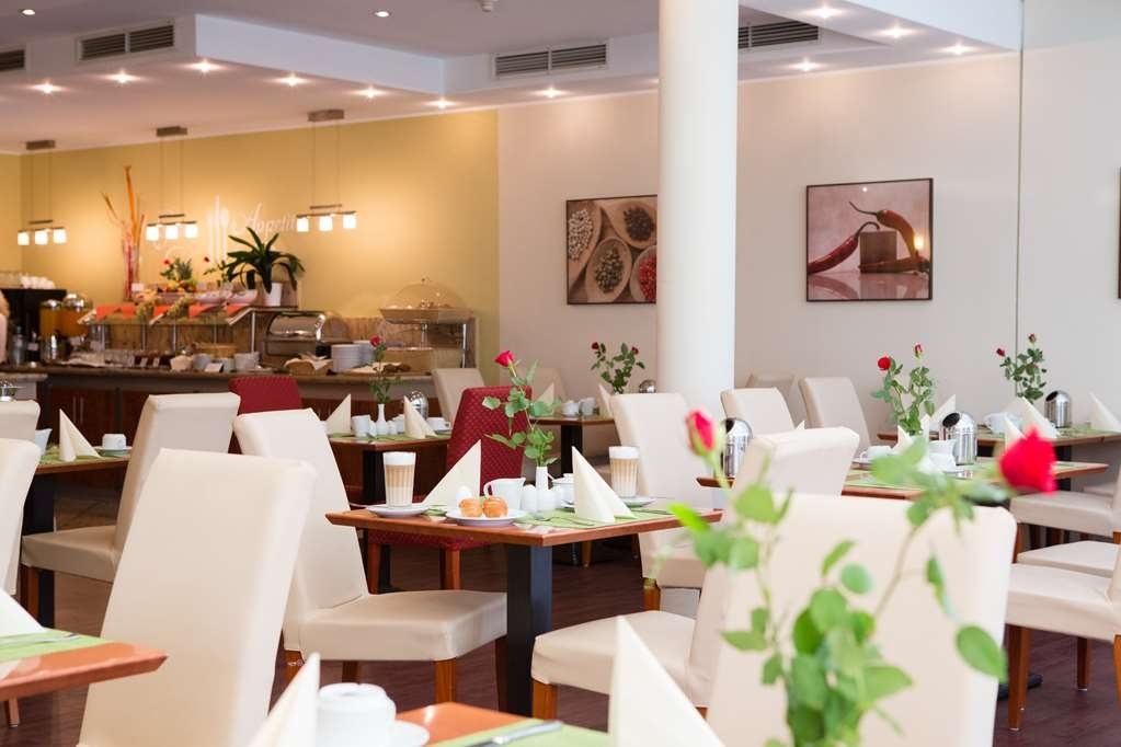 Best Western Amedia Frankfurt Ruesselsheim - Restaurant / Etablissement gastronomique