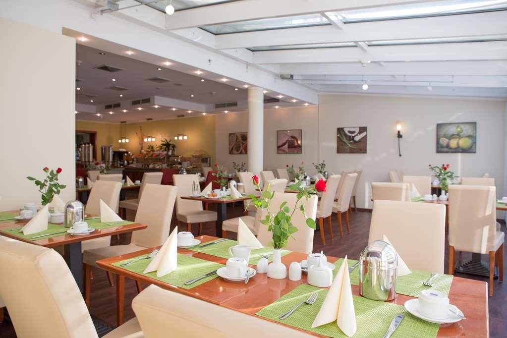 Best Western Amedia Frankfurt Ruesselsheim - restaurant