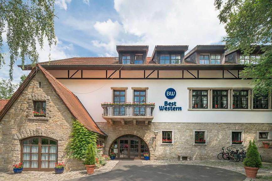 Best Western Hotel Polisina - Aussenansicht