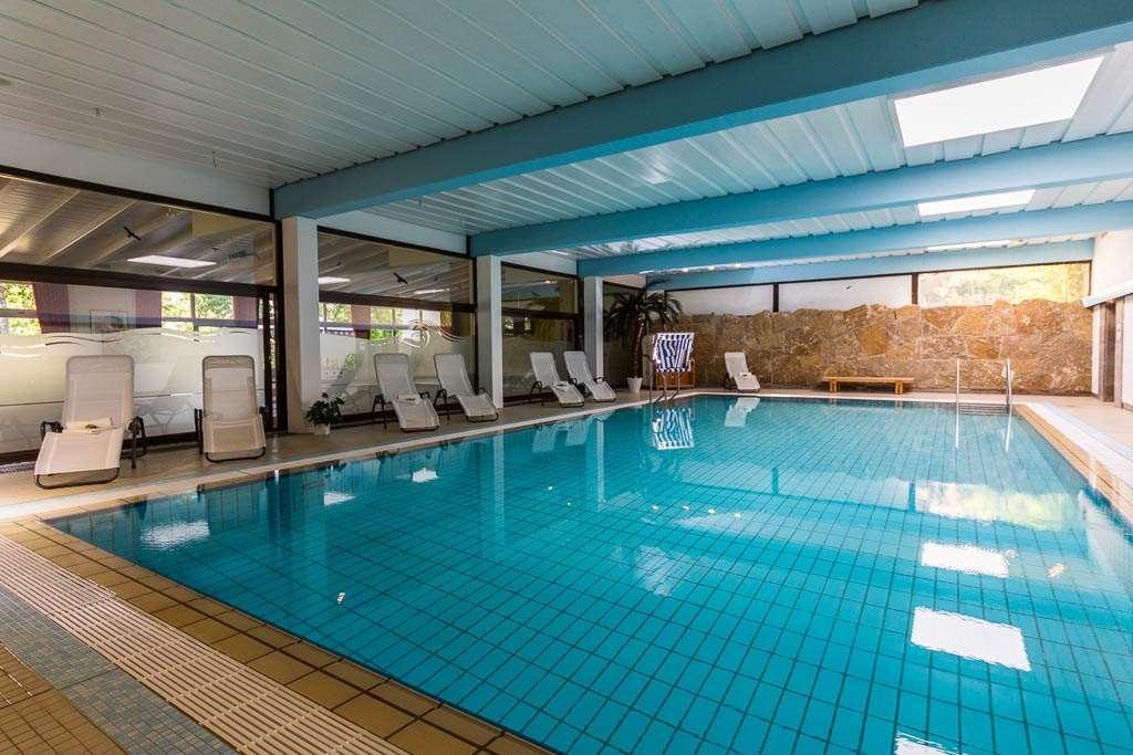Best Western Hotel Polisina - Vue de la piscine