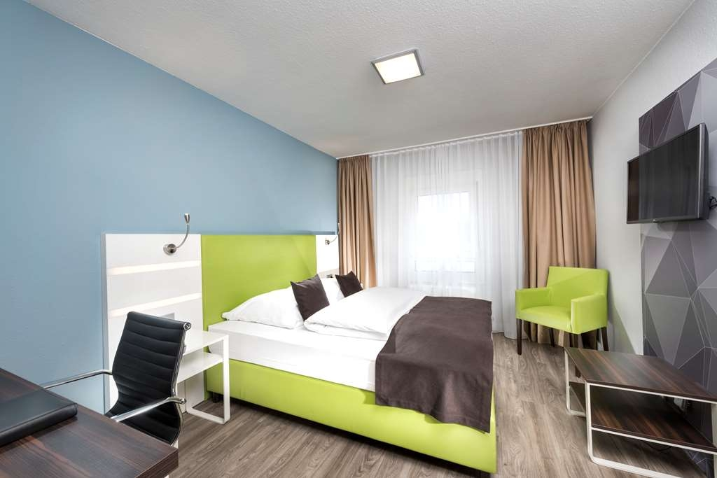 Best Western Hotel Mannheim City - Camere / sistemazione