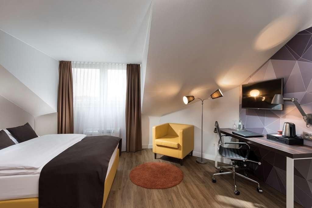 Best Western Hotel Mannheim City - guest room