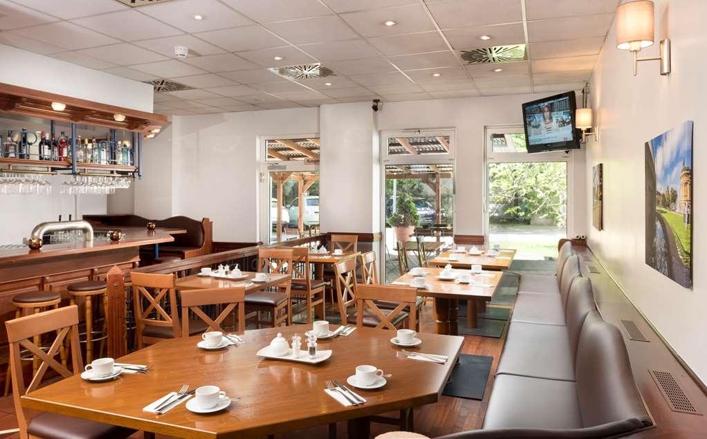 Best Western Hotel Mannheim City - restaurant