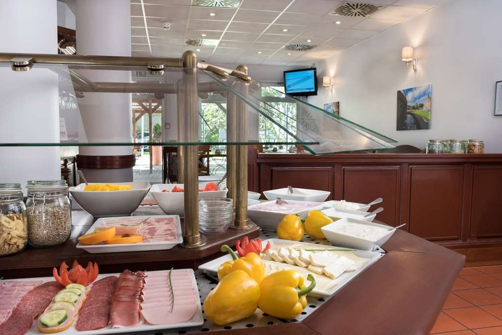 Best Western Hotel Mannheim City - Ristorante / Strutture gastronomiche