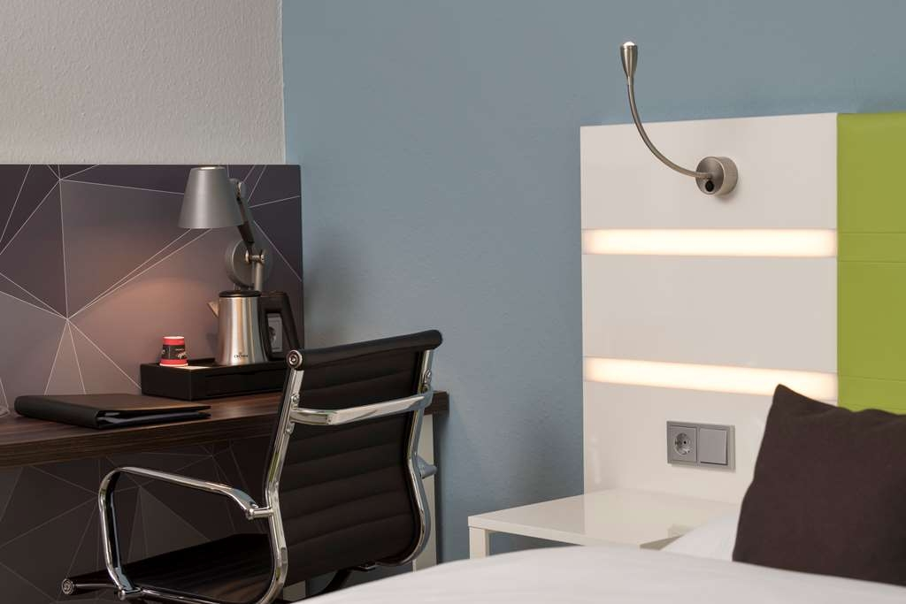 Best Western Hotel Mannheim City - Chambres / Logements