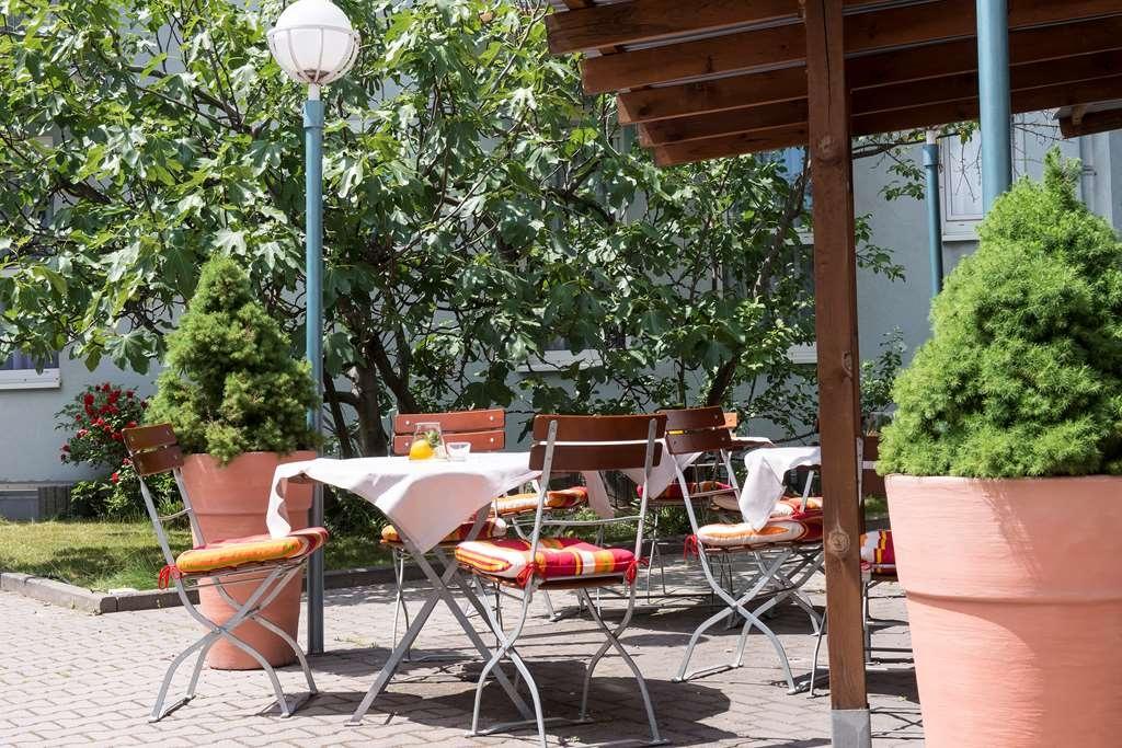 Best Western Hotel Mannheim City - terrace