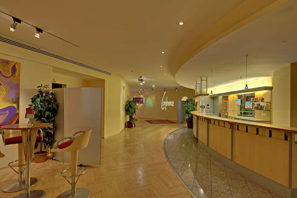 Best Western Hotel Sindelfingen City - Réception