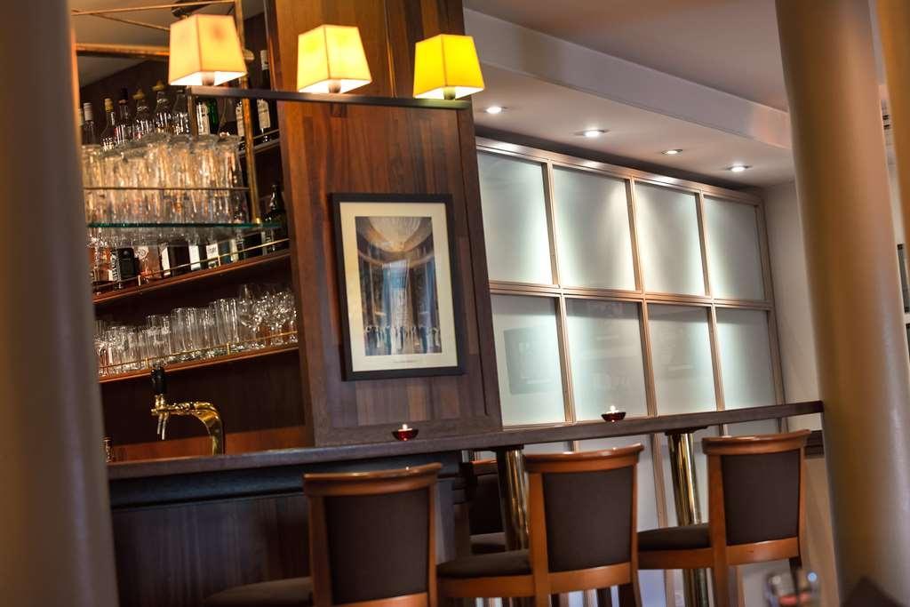 Best Western Hotel Sindelfingen City - Bar / Lounge