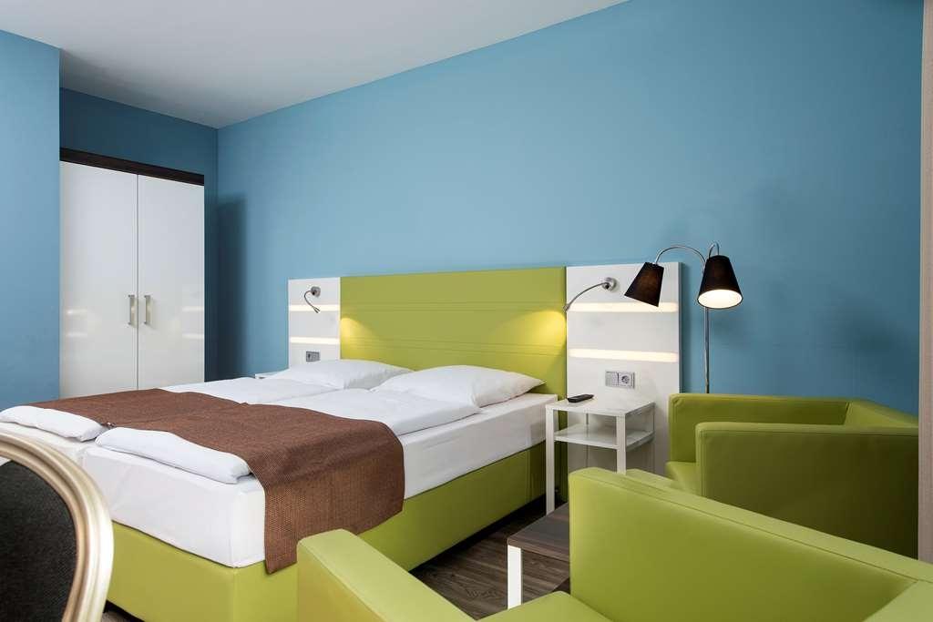 Best Western Hotel Sindelfingen City - habitación de huéspedes
