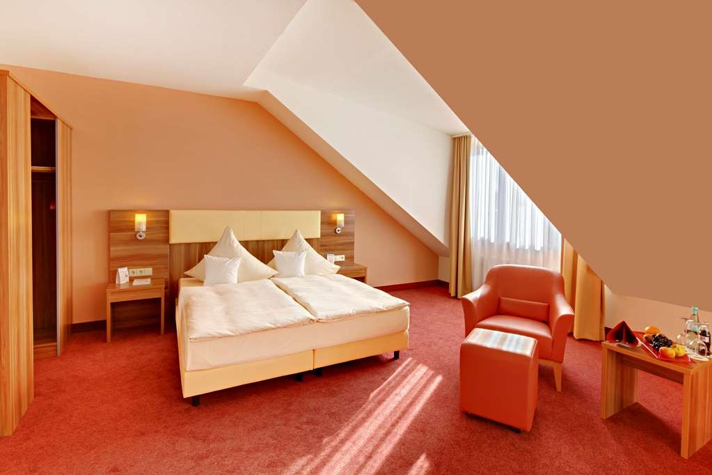 Best Western Hotel Sindelfingen City - Chambre d'Hôtes
