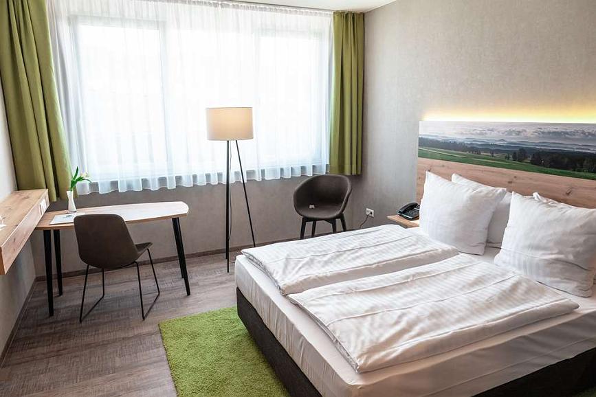 Best Western Hotel Schlossberg Wehingen - Chambres / Logements