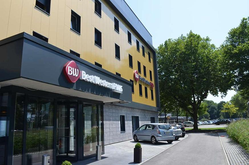 Best Western Plus Marina Star Hotel Lindau - Aussenansicht