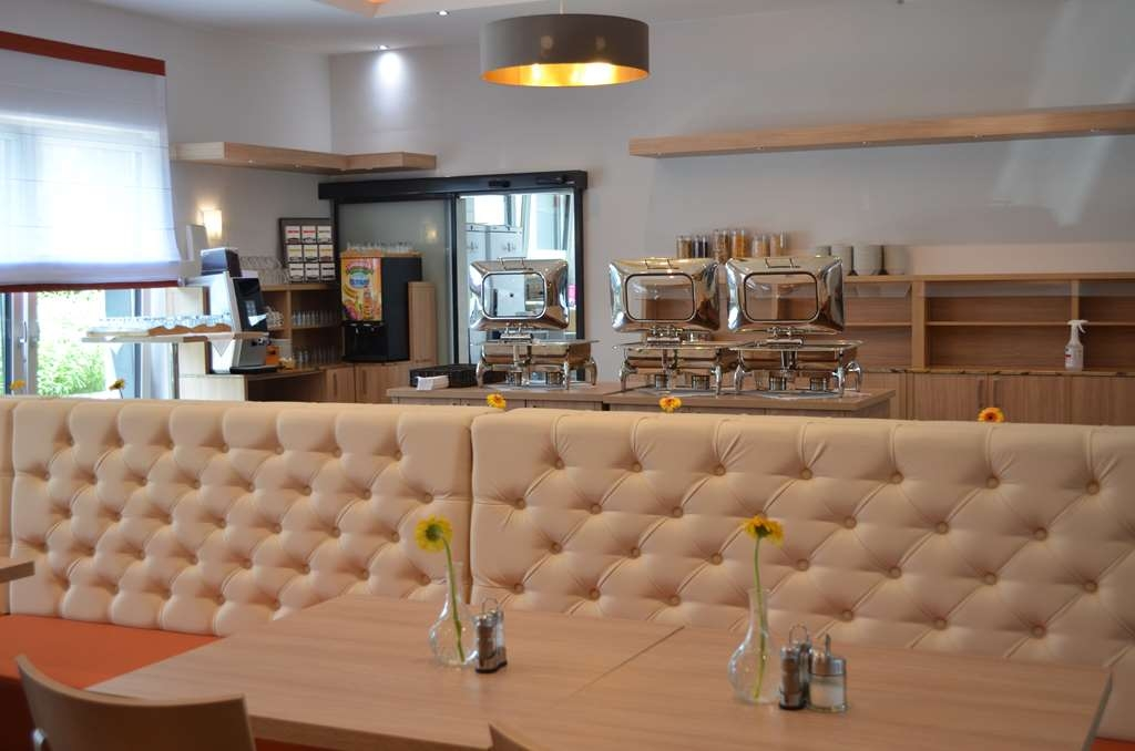 Best Western Plus Marina Star Hotel Lindau - Restaurante/Comedor