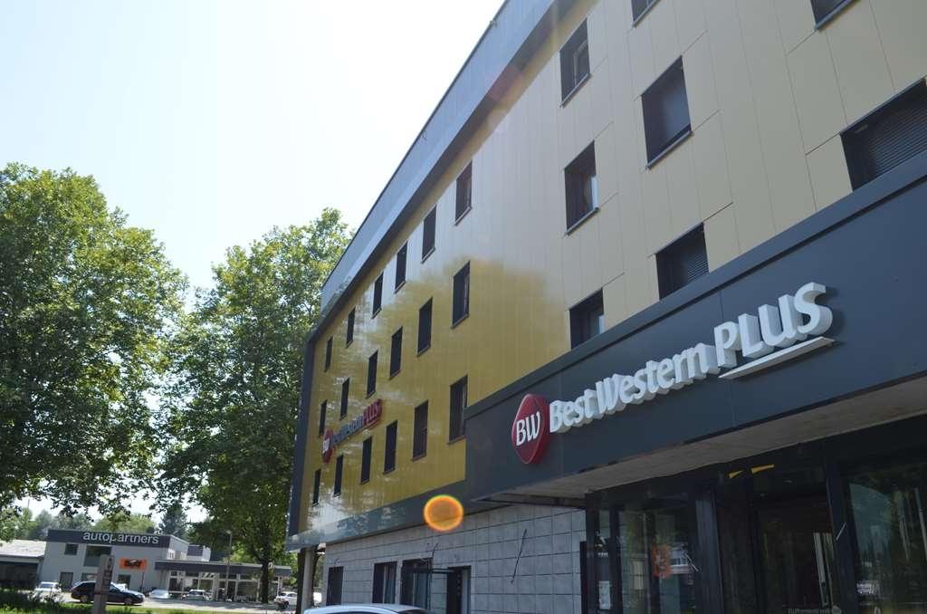 Best Western Plus Marina Star Hotel Lindau - Facciata dell'albergo