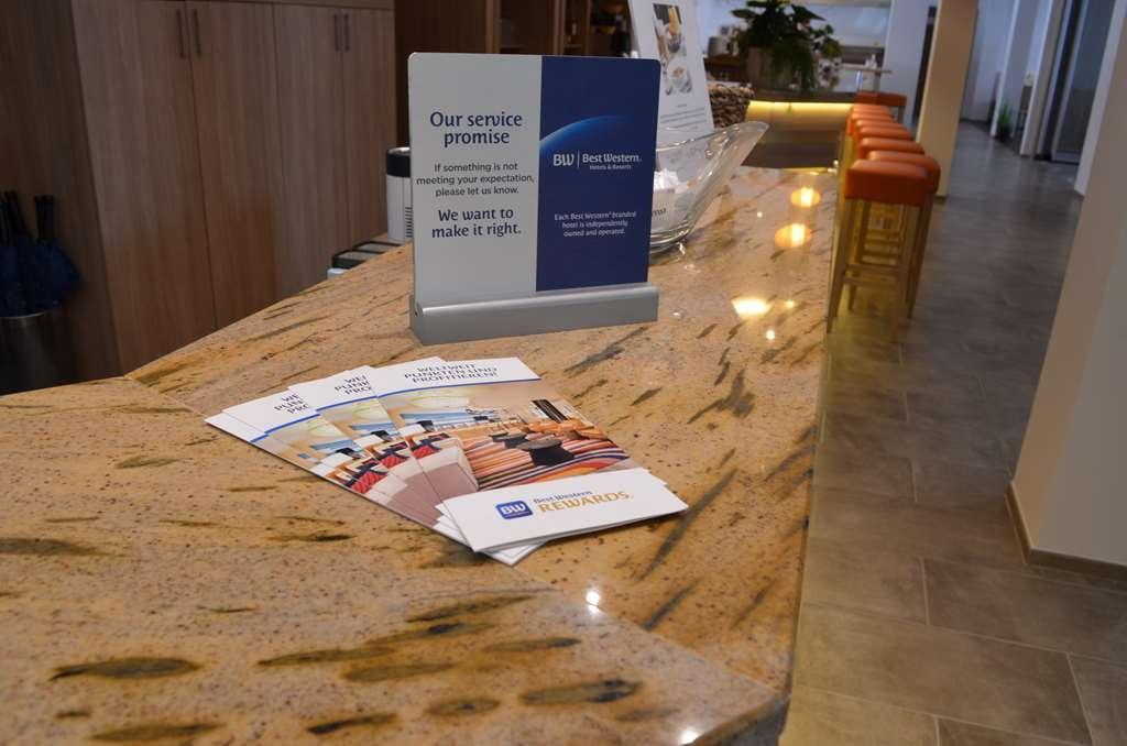 Best Western Plus Marina Star Hotel Lindau - Hall