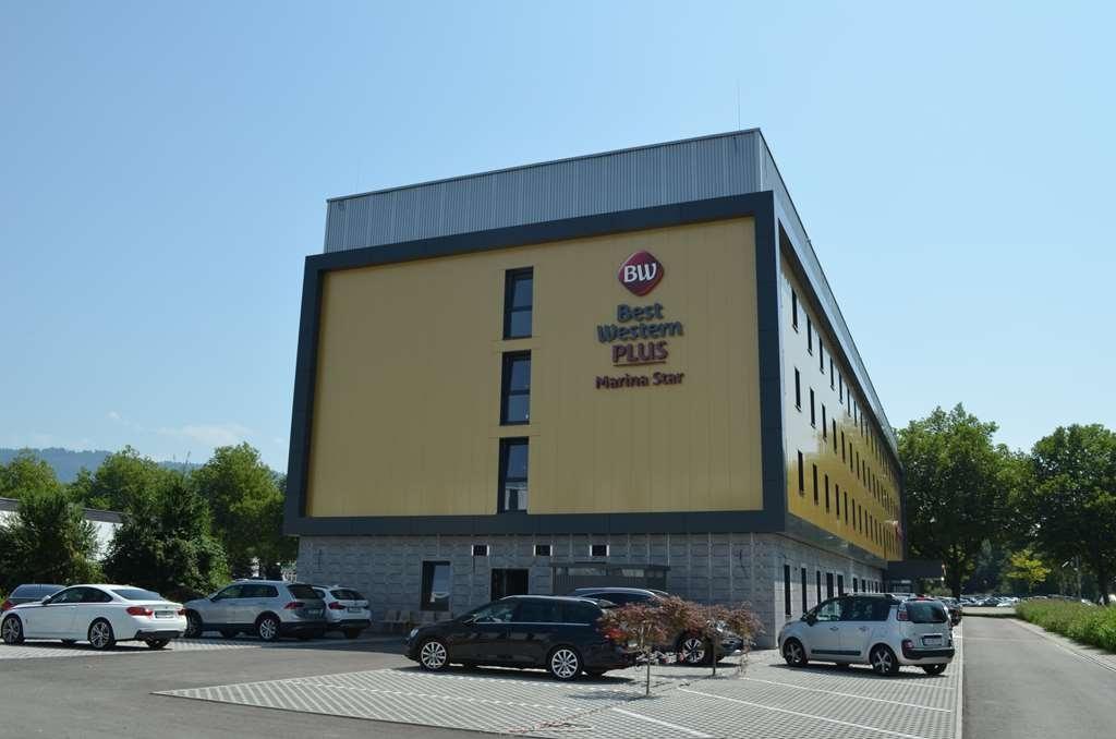 Best Western Plus Marina Star Hotel Lindau - Außenansicht