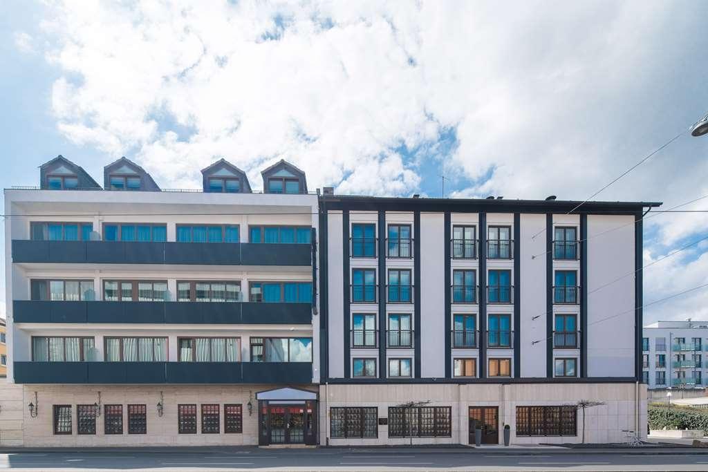 Best Western Hotel Wuerzburg Sued - exterior