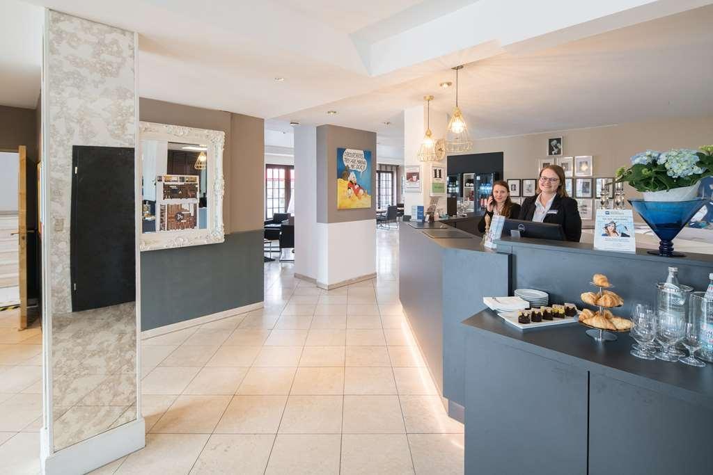 Best Western Hotel Wuerzburg Sued - reception