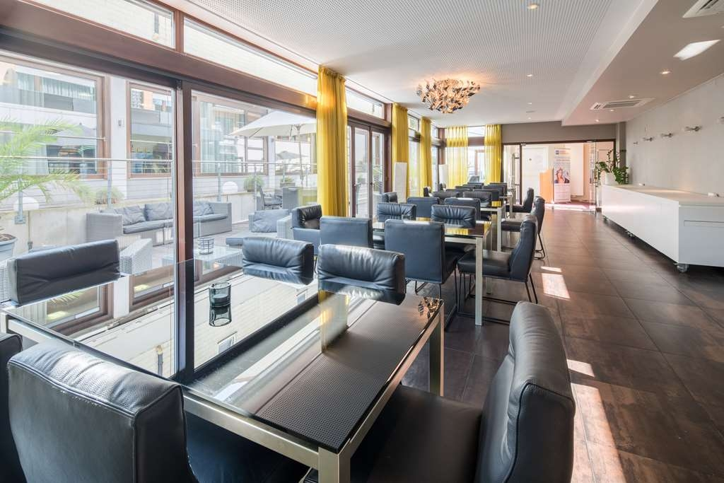 Best Western Hotel Wuerzburg Sued - Bar/Lounge