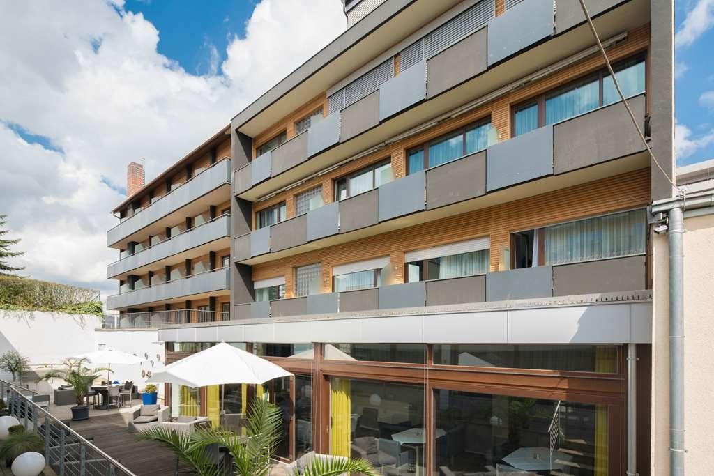 Best Western Hotel Wuerzburg Sued - Außenansicht