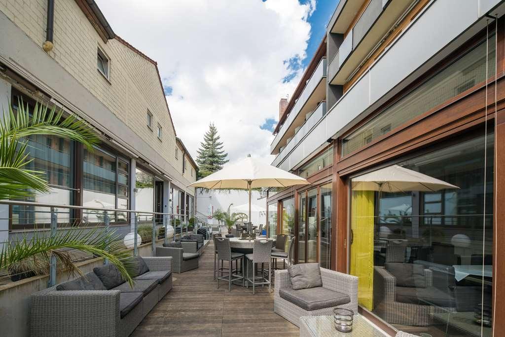 Best Western Hotel Wuerzburg Sued - terrace