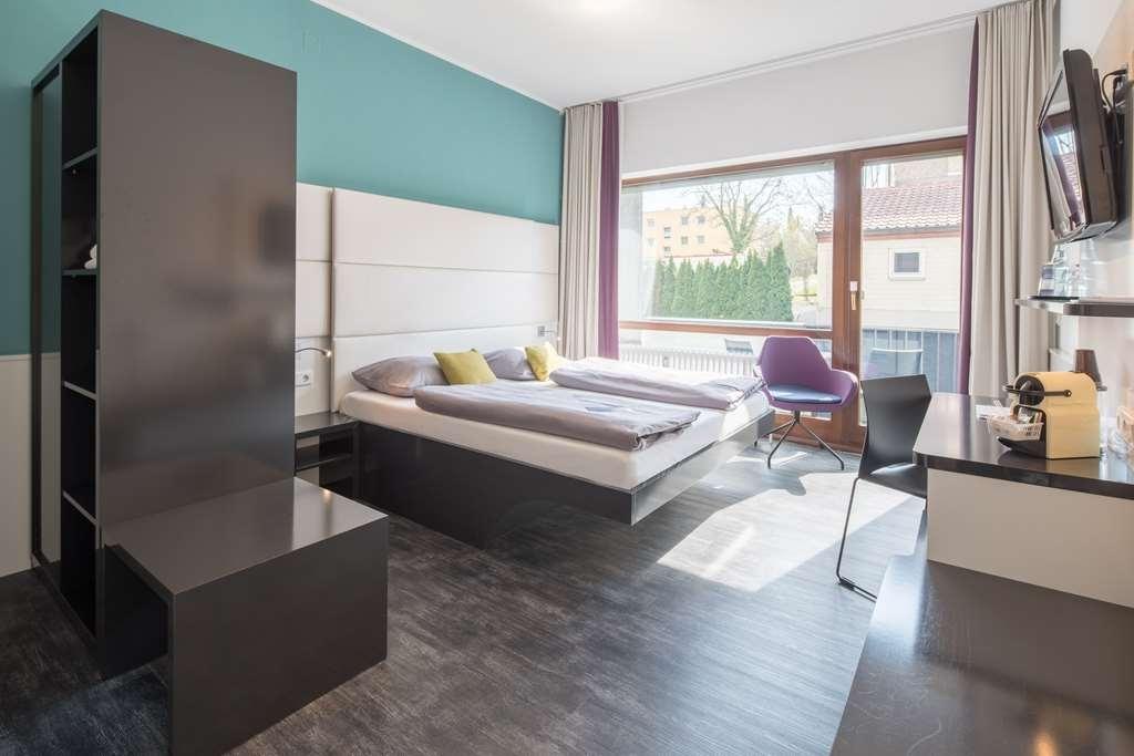 Best Western Hotel Wuerzburg Sued - Habitaciones/Alojamientos