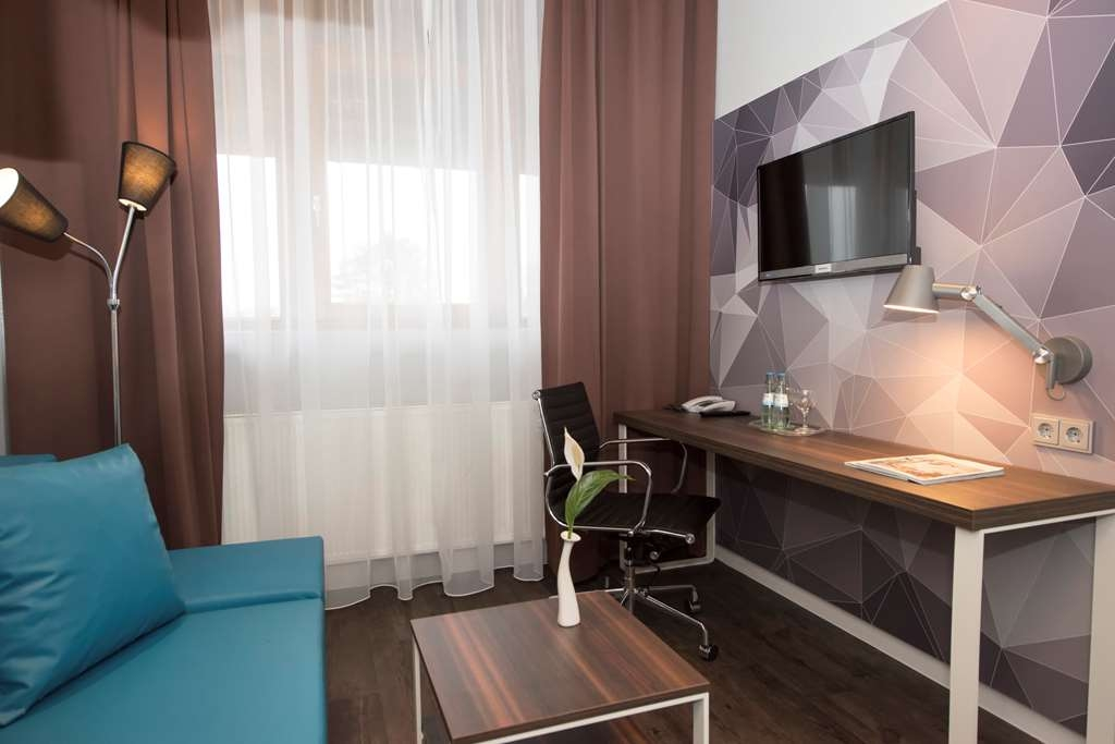 Best Western Hotel Braunschweig Seminarius - habitación de huéspedes