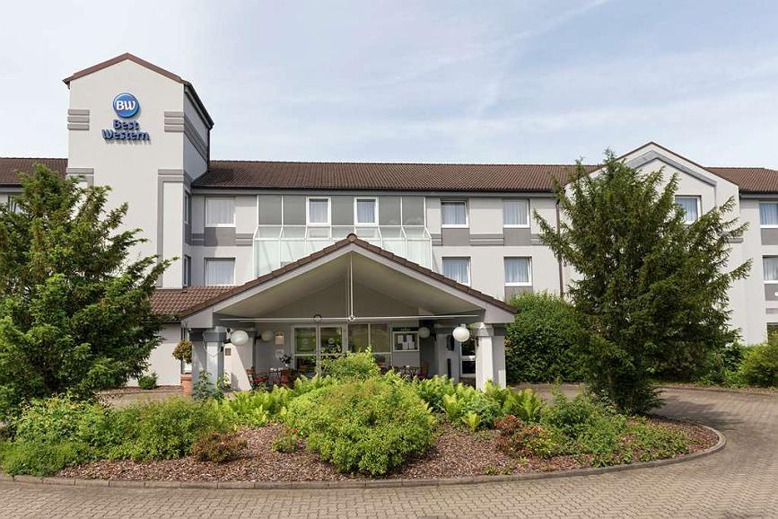 Best Western Hotel Peine-Salzgitter - Facciata dell'albergo
