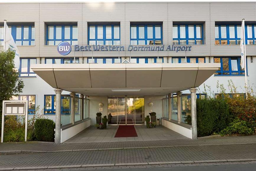 Best Western Hotel Dortmund Airport - Vista exterior