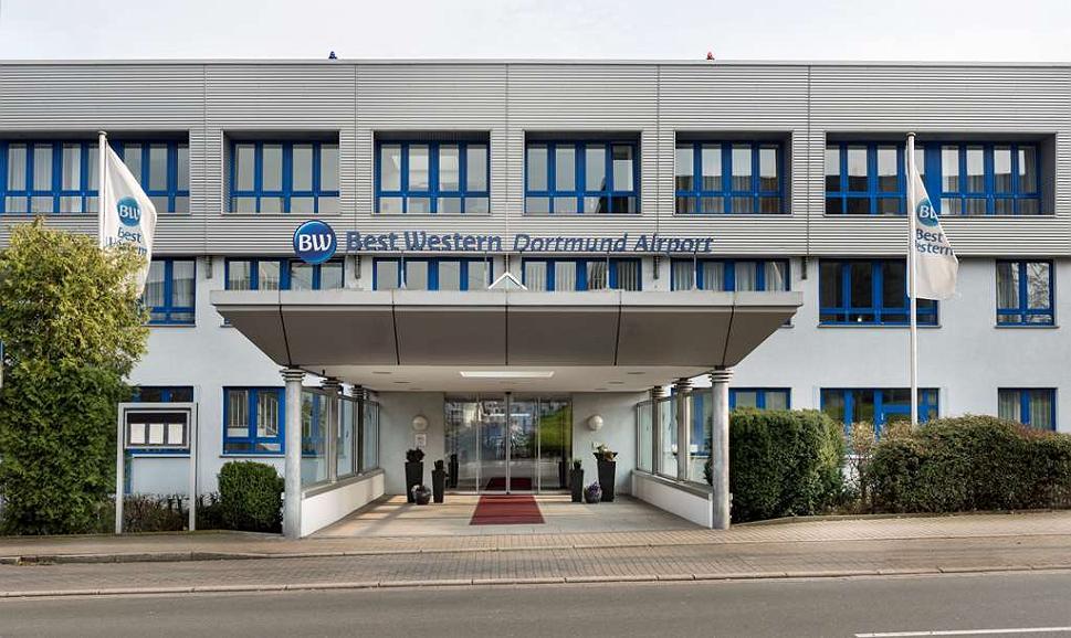 Hotel En Dortmund Best Western Hotel Dortmund Airport