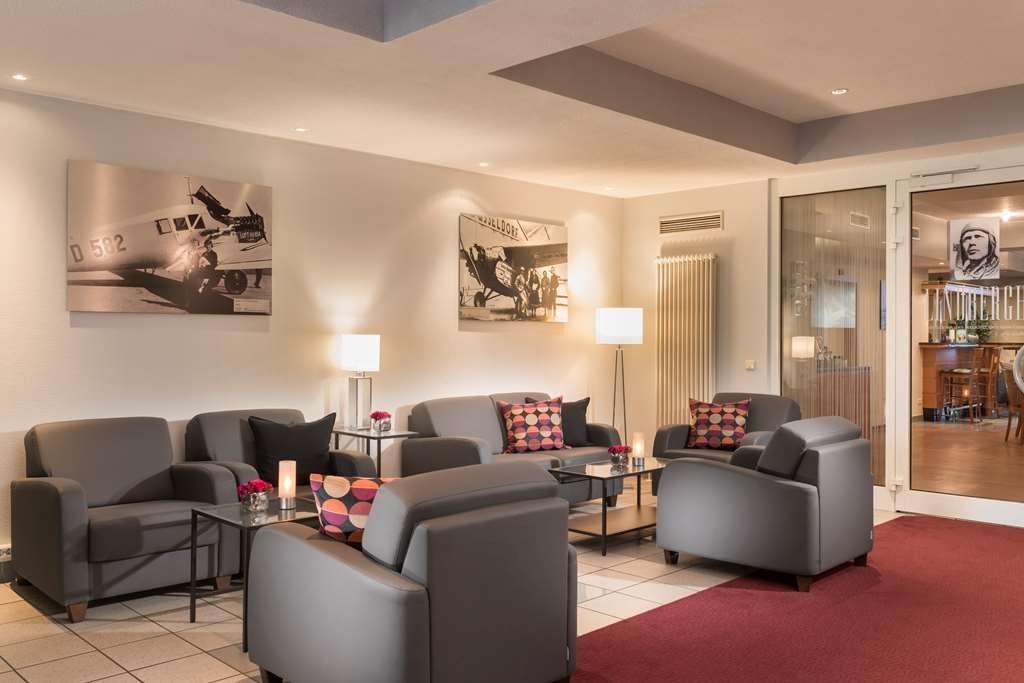 Best Western Hotel Dortmund Airport - Vue du lobby