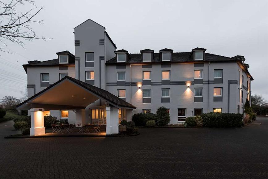 Best Western Hotel Cologne Airport Troisdorf - Area esterna
