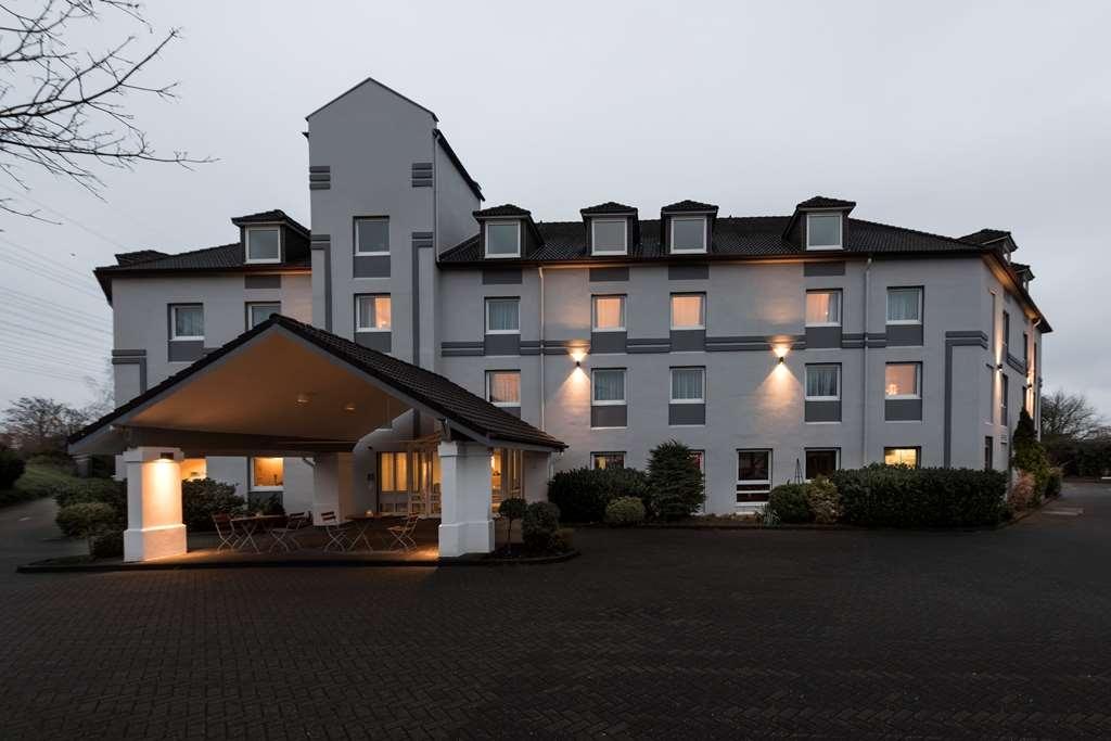 Best Western Hotel Cologne Airport Troisdorf - Facciata dell'albergo