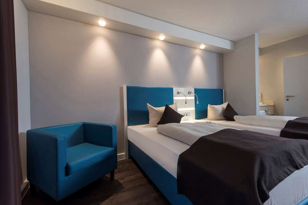 Best Western Hotel Cologne Airport Troisdorf - Habitaciones/Alojamientos