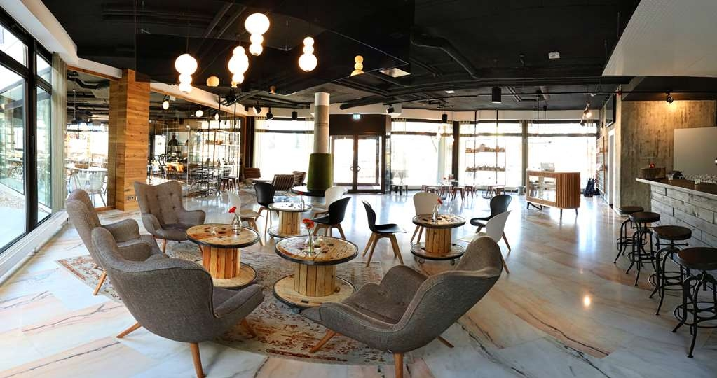 Best Western loftstyle Hotel Stuttgart-Zuffenhausen - Lobby