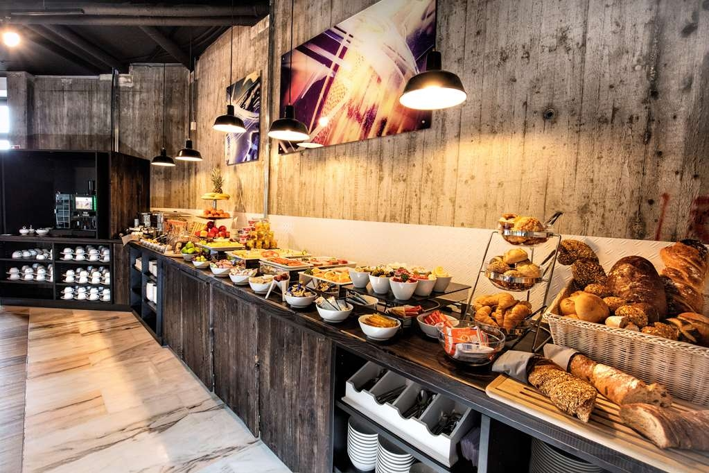 Best Western loftstyle Hotel Stuttgart-Zuffenhausen - Ristorante / Strutture gastronomiche