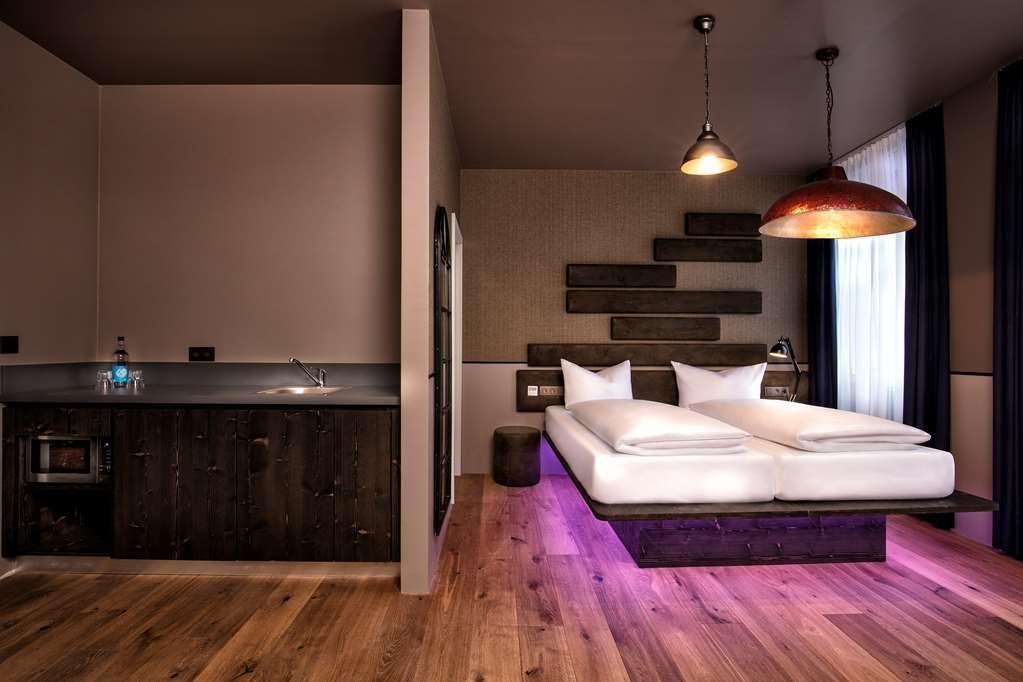 Best Western loftstyle Hotel Stuttgart-Zuffenhausen - Camere / sistemazione