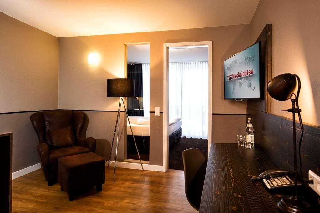 Best Western loftstyle Hotel Schwieberdingen - Chambres / Logements