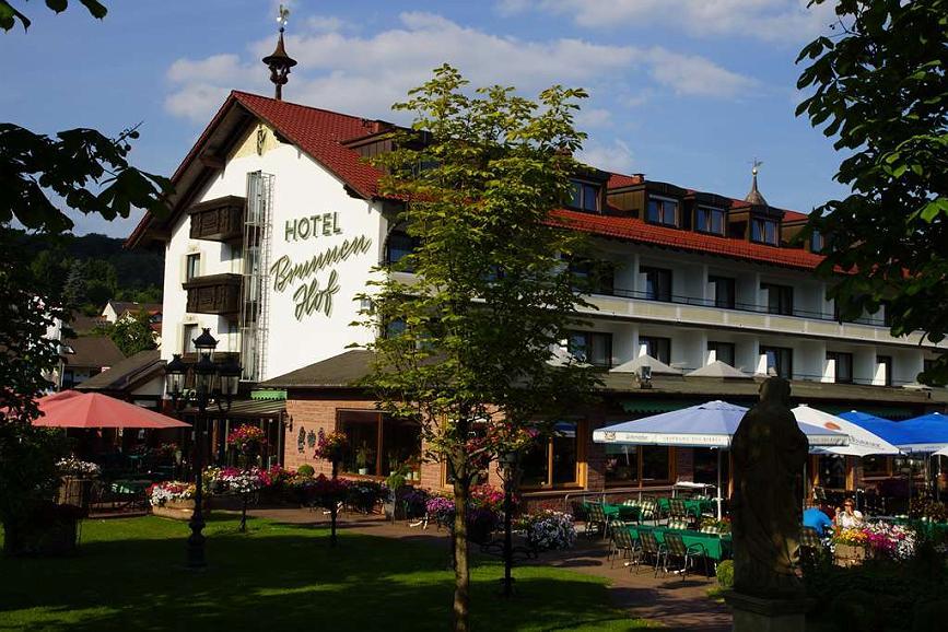 Best Western Hotel Brunnenhof - Façade