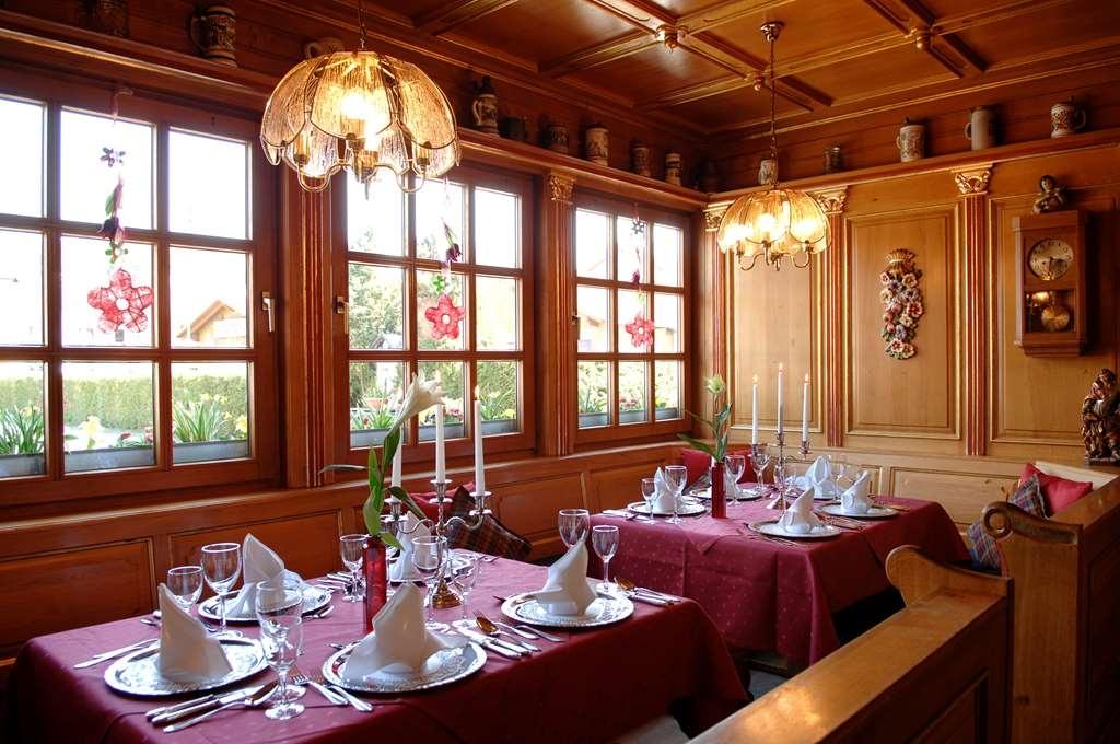 Best Western Hotel Brunnenhof - Restaurante/Comedor