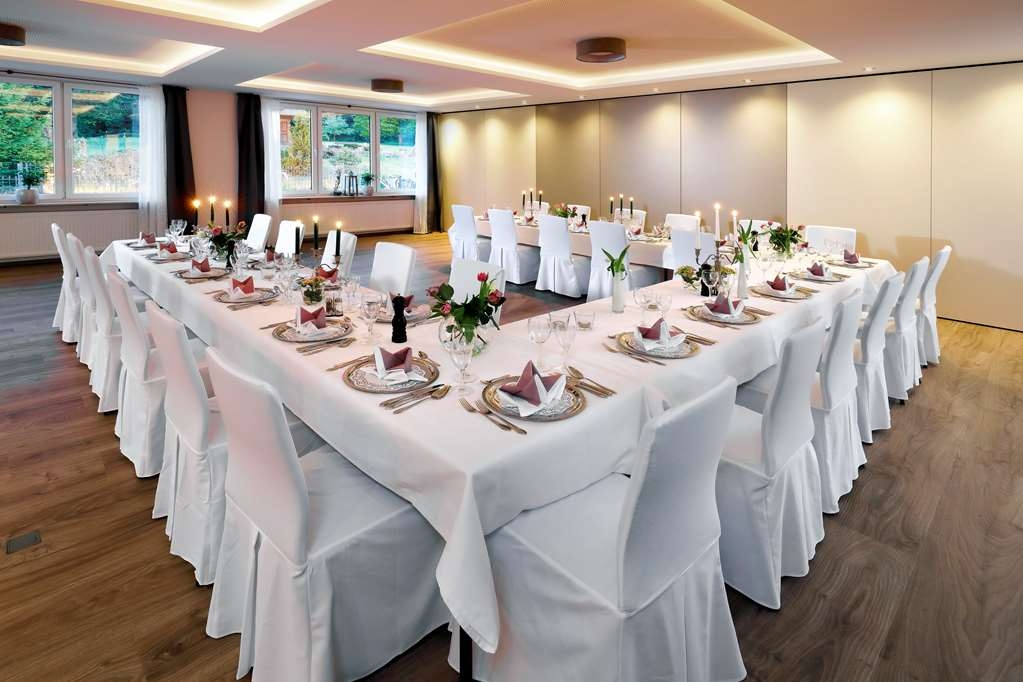Best Western Hotel Brunnenhof - Sala de reuniones
