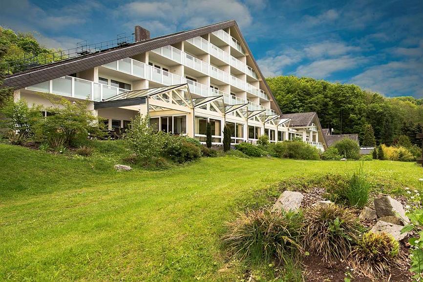Best Western Hotel Rhoen Garden - Area esterna