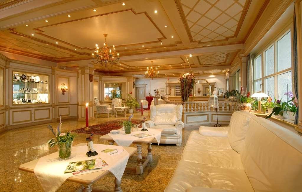 Best Western Hotel Rhoen Garden - Lobby Area