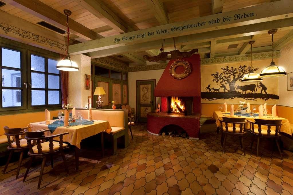 Best Western Hotel Rhoen Garden - Restaurant