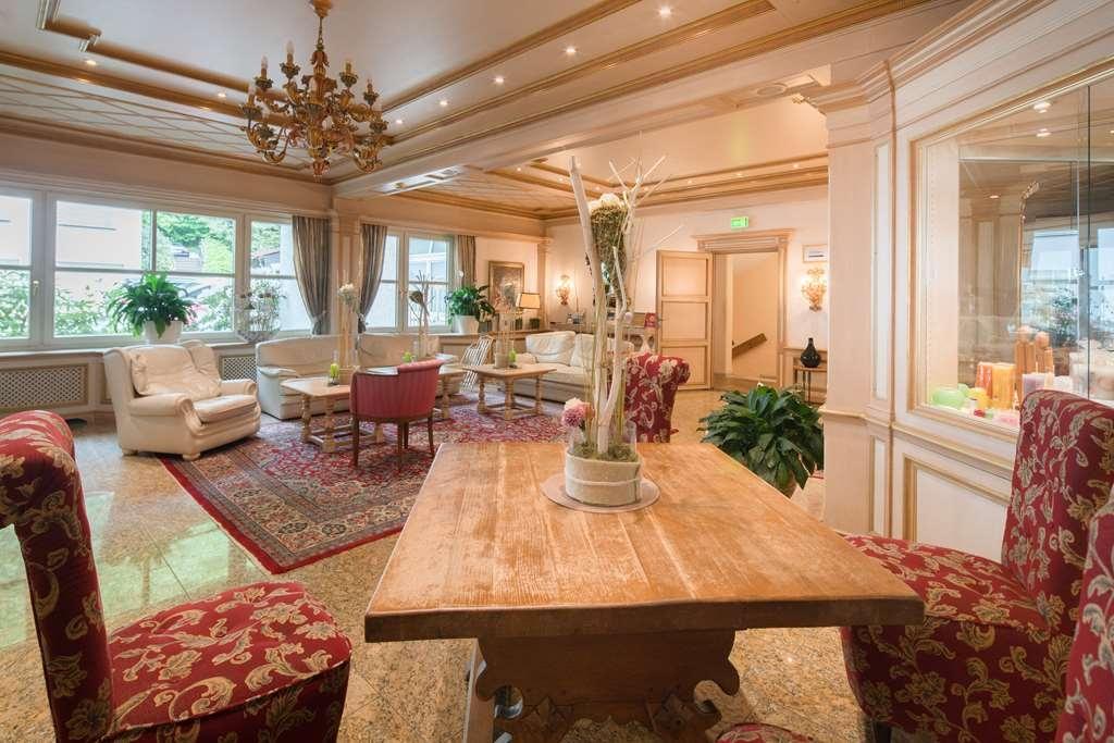 Best Western Hotel Rhoen Garden - lobby