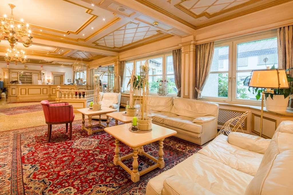 Best Western Hotel Rhoen Garden - Vue du lobby